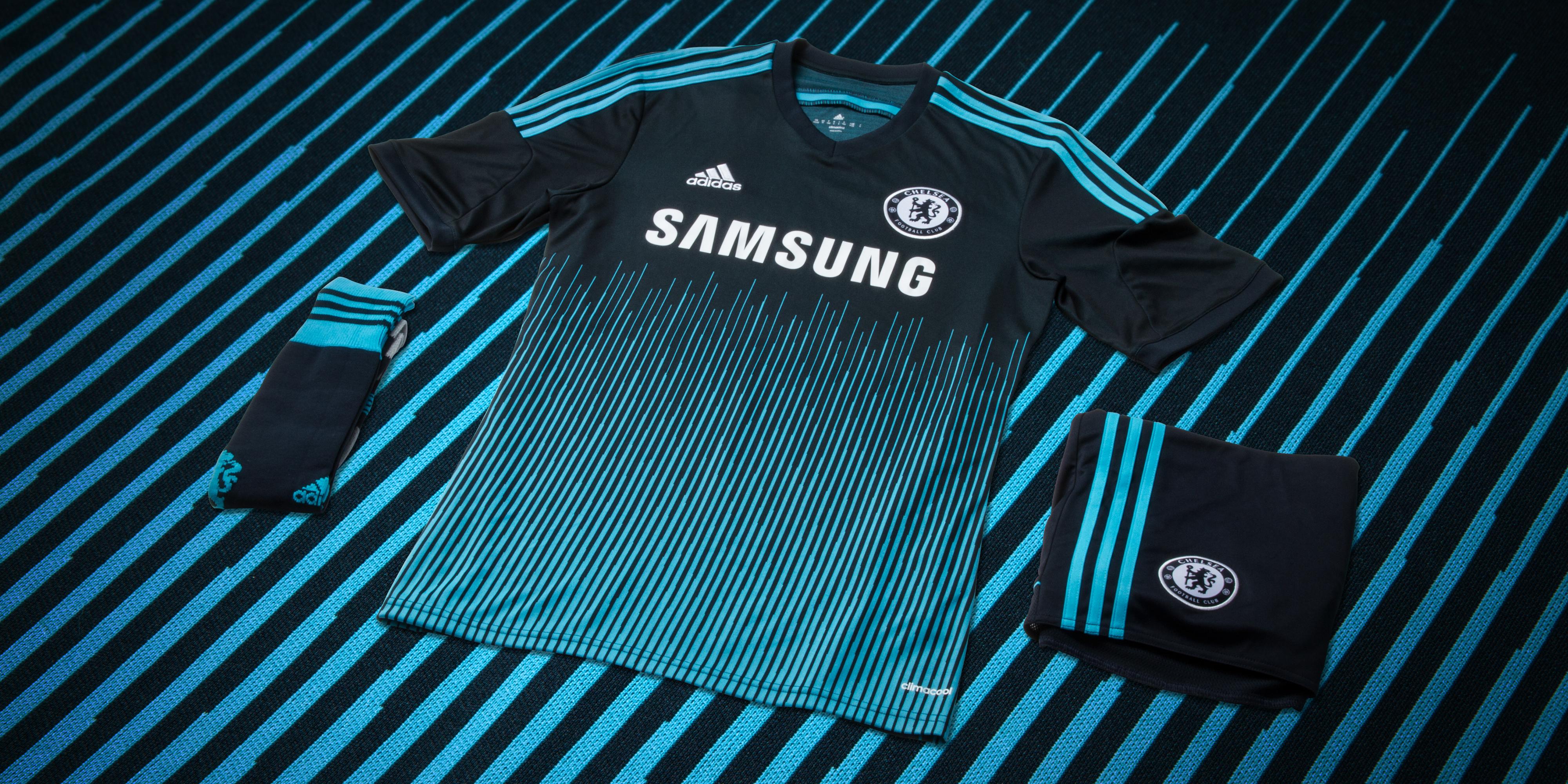 picture Chelsea Third Kit 201415 Season