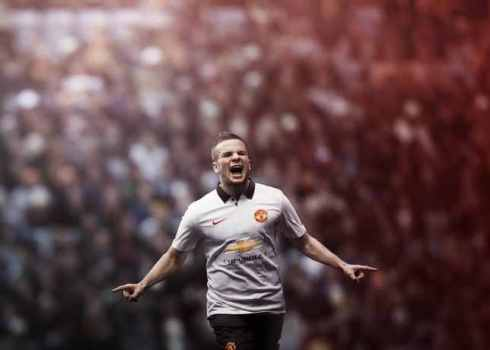 Su14_FB_Club_MUFC_Away_Cleverley_InGame_31109