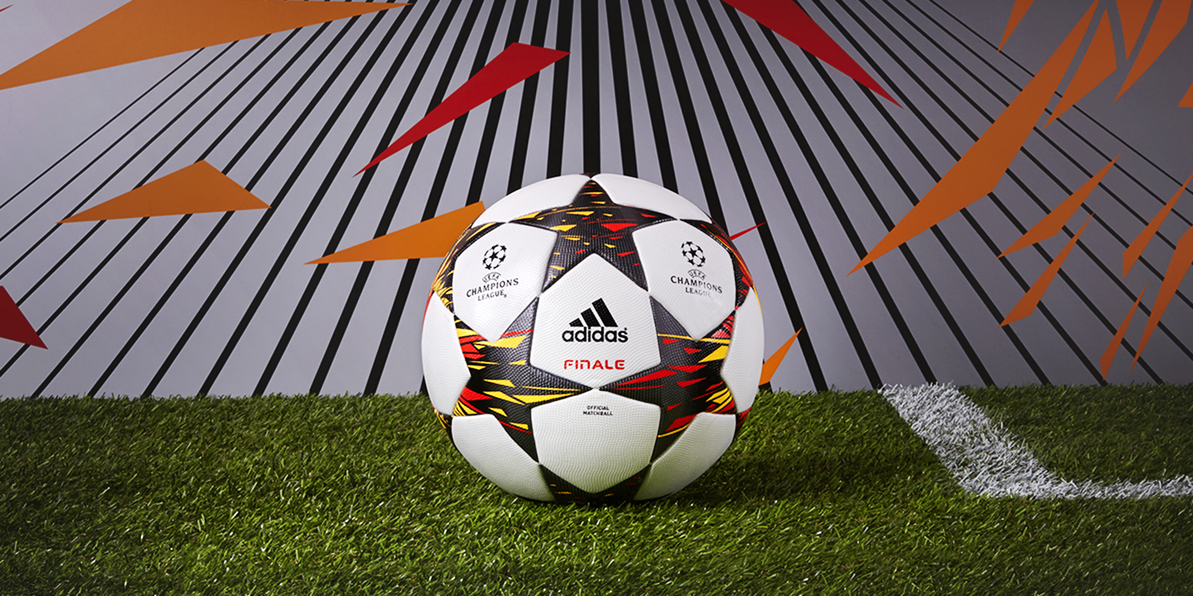 adidas reveals new UEFA Champions League Official Match Ball
