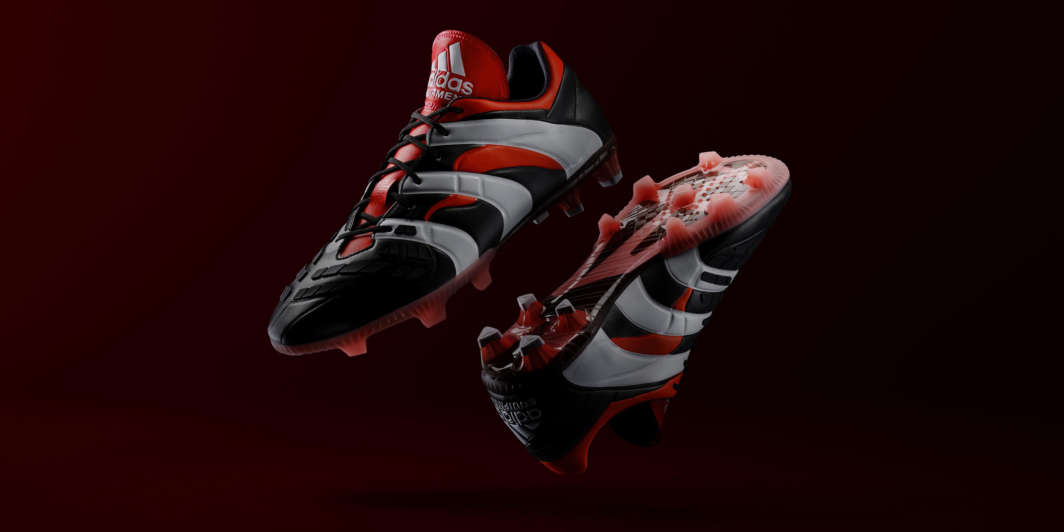 Football boot release  adidas Predator Instinct 98 Accelerator ... 3d6045b5849