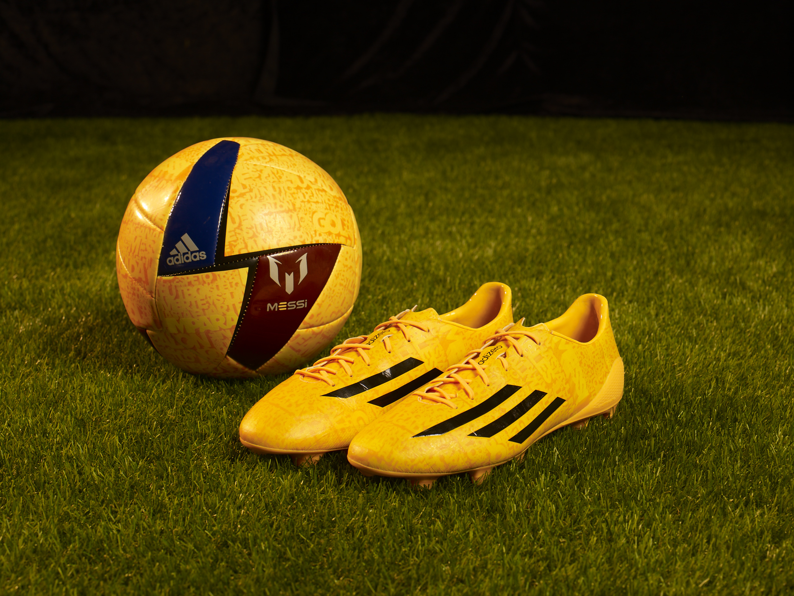 3f17fca684c Football boot relese  adidas unveils new adizero f50 Messi – SportLocker