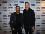 Andros Townsend & Harry Kane