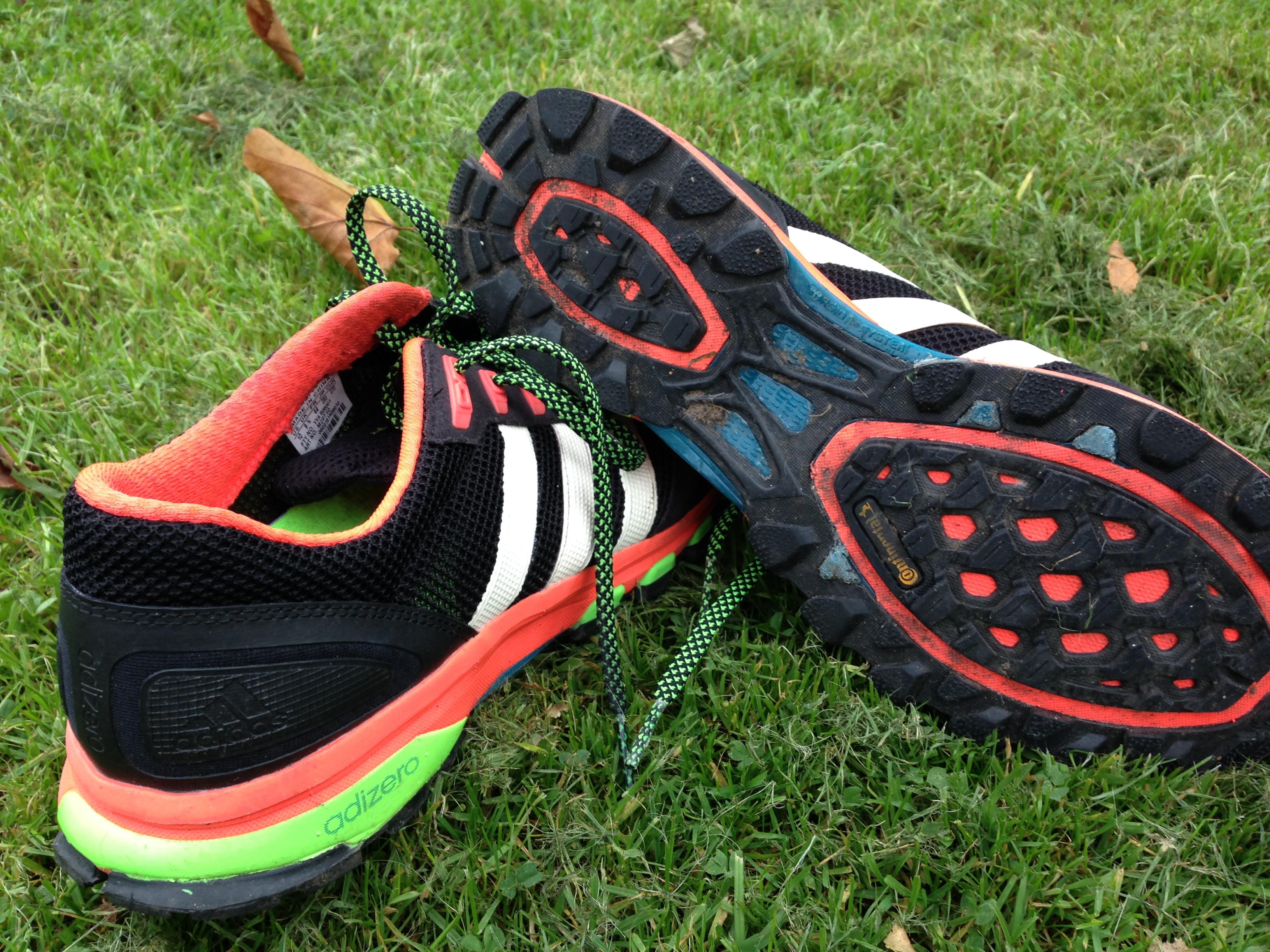 new arrival c7f33 11eb8 ... adidas adiZero XT 5 trail running shoes. IMG 0225 1