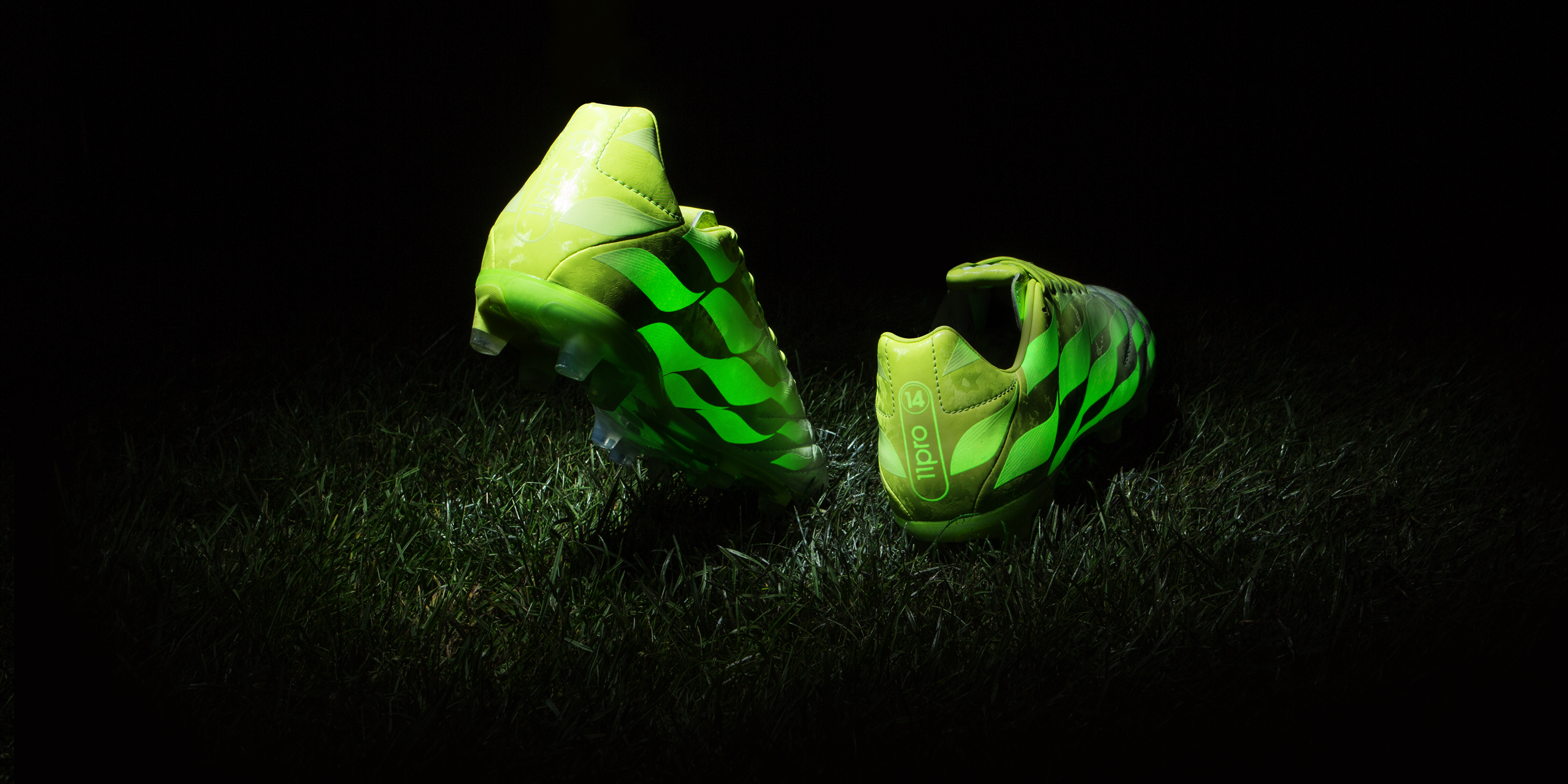 d7d0371ed Football boot releases  adidas launch glow in the dark Hunt series ...