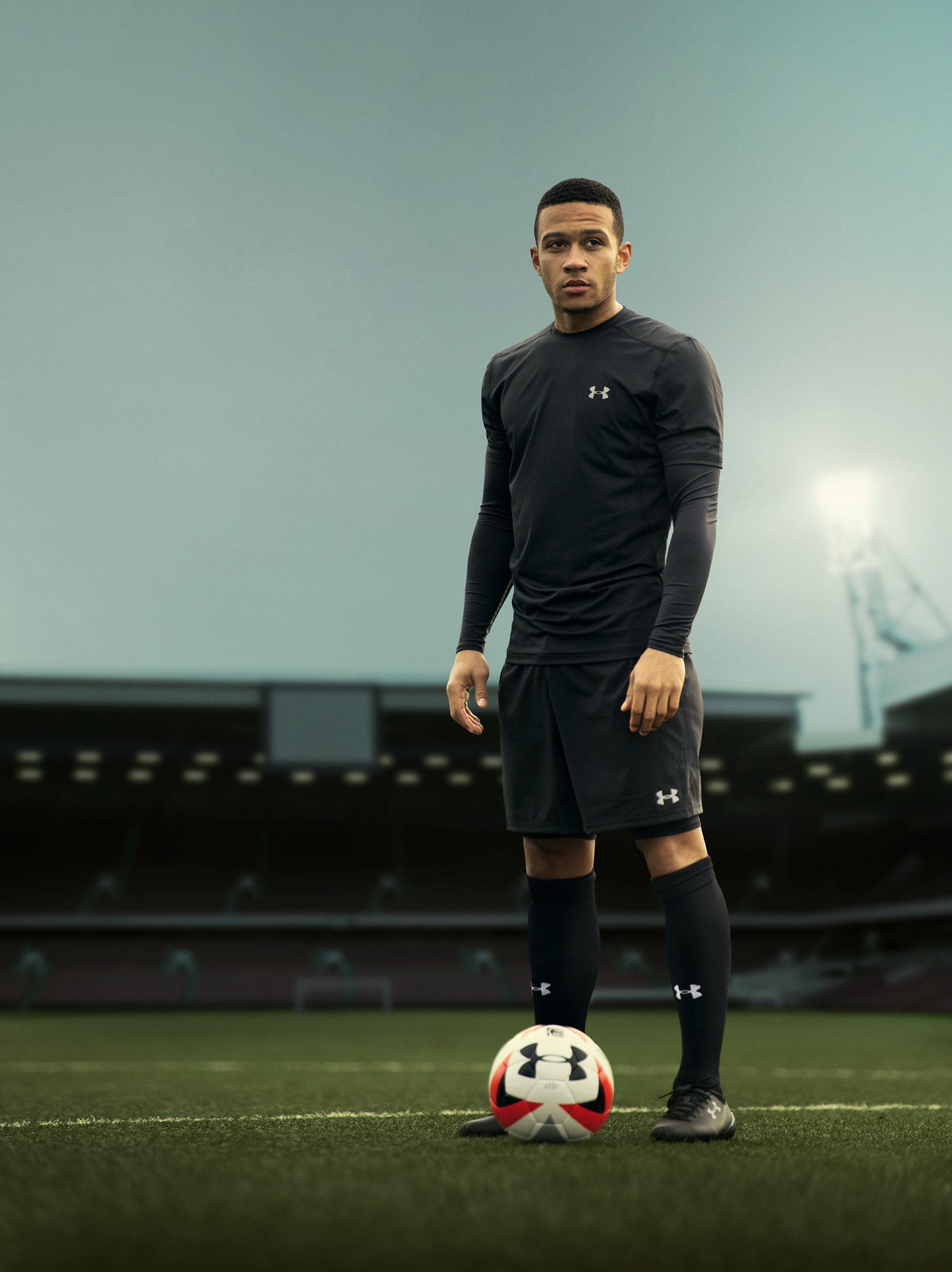f3cf2b709e Under Armour signs Dutch footballer Memphis Depay – SportLocker