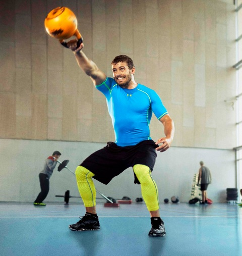 Under Armour_Earn Your Armour_LeighHalfpenny