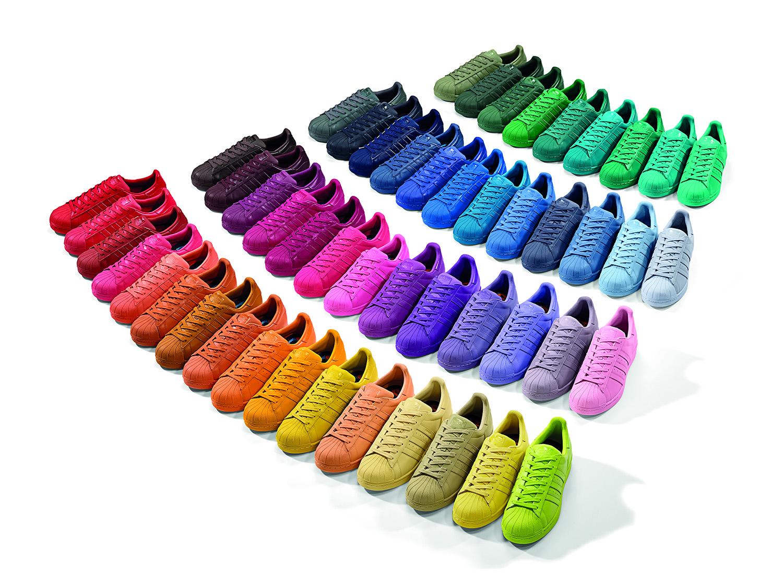 adidas superstar damen einfarbig