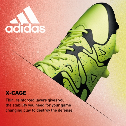 X Infographic X-CAGE