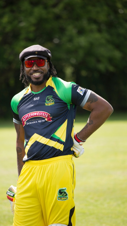 Chris Gayle - Hero Caribbean Premier League