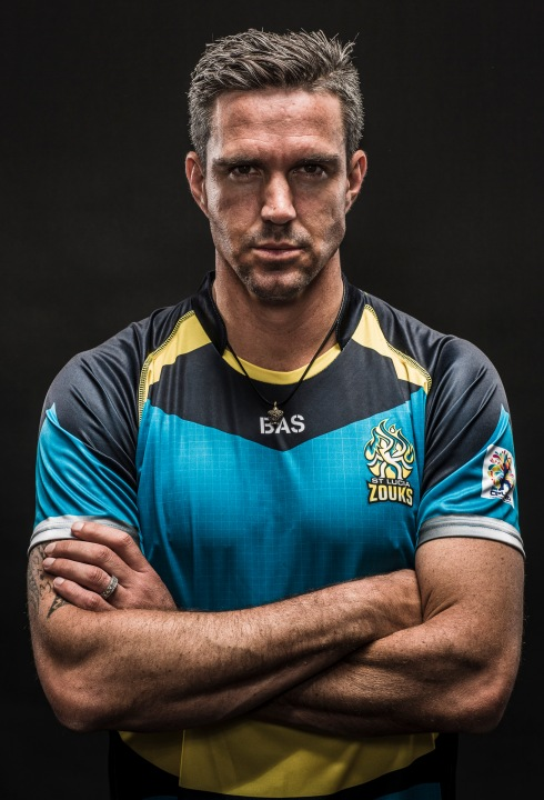 Kevin Pietersen for Caribbean Premier League 2015 T20 Cricket To