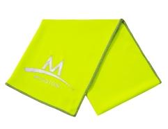 Techknit Towel_HV Green