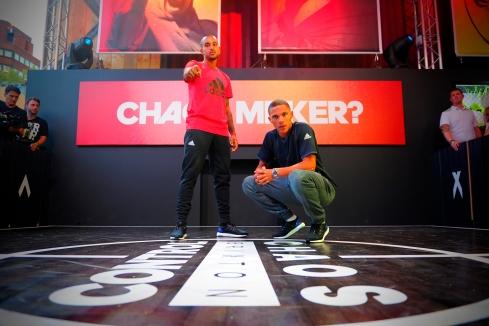 adidas Base Brixton event #BeTheDifference Image 4