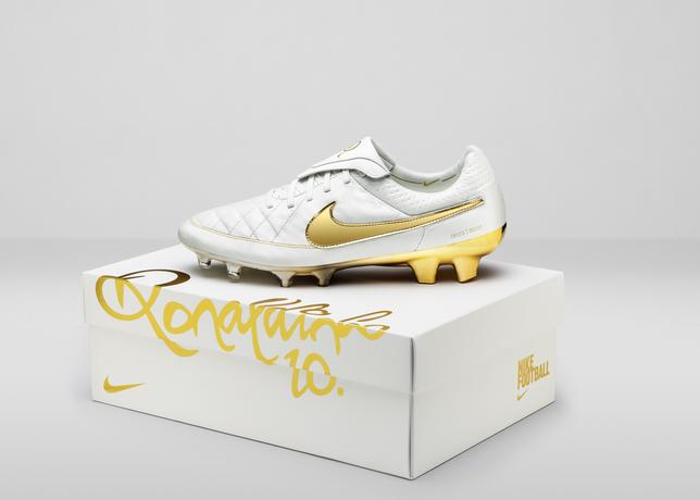 """Football boot release  Nike set to launch limited edition Tiempo Legend  """"Touch of Gold"""" 5e42def91d5"""