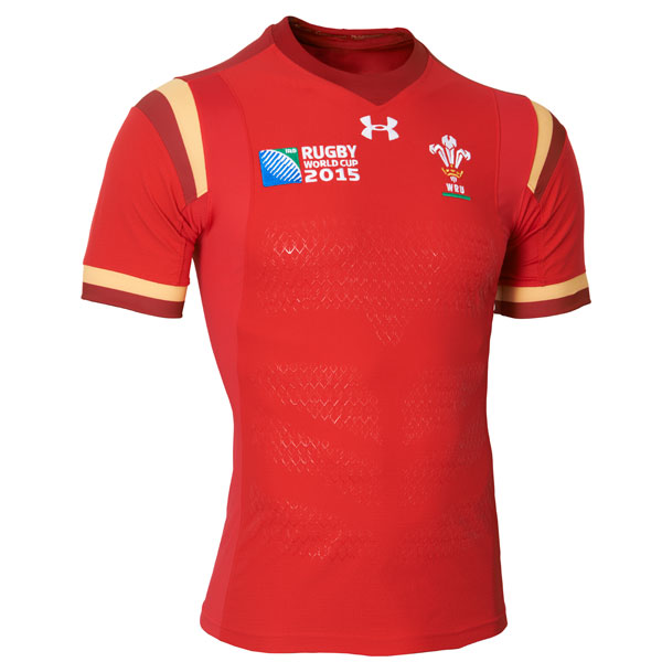 a025a8fd635 Rugby kit release: Under Armour reveal new Wales range for 2015-2017 ...