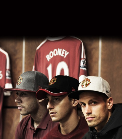 New Era x Man. United group