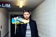 PUMA Football - SS16 evoPOWER - Olivier Giroud (5)