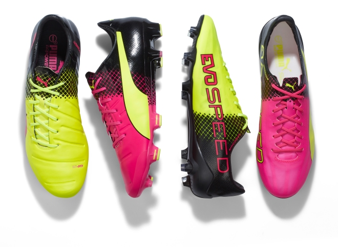 """d07378580 Football boot releases: PUMA reveals latest edition of dual coloured """"TRICKS""""  Boots"""