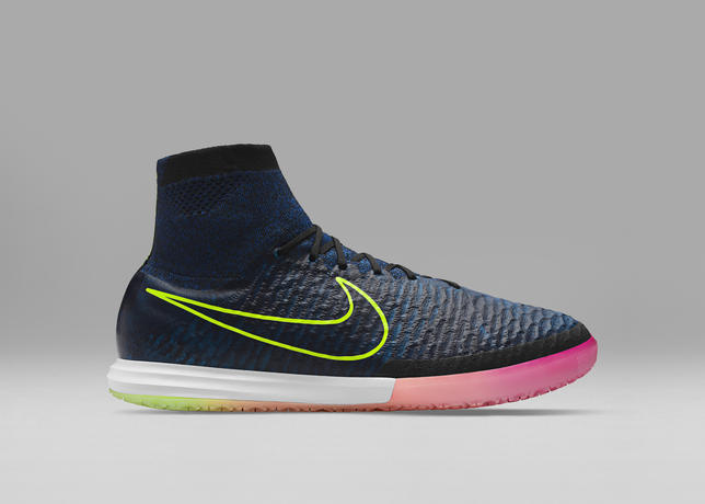 """new arrivals 58775 83568 Football boot releases  Nike launch NikeFootballX """"Distressed Indigo ..."""