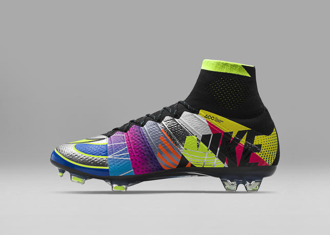 """first rate 2b085 25d08 NIKE unveil breathtaking """"What the Mercurial""""football boot mash up –  SportLocker"""