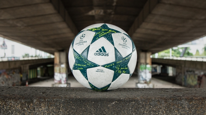 af097716ee8 adidas unveils the Official Match Ball for the 2016 17 UEFA Champions League  Group Stages